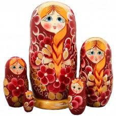 Матрешка Русская краса