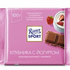 Шоколад молочный Ritter Sport Клубн...